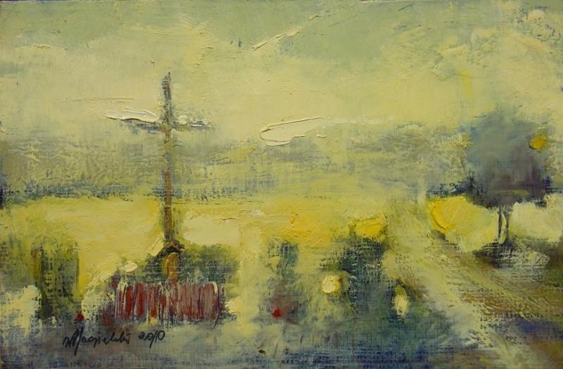 Wacław Jagielski | malarstwo współczesne